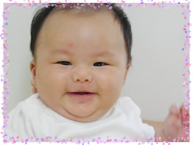 今月の赤ちゃん